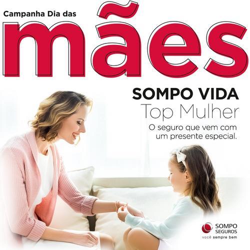 Campanha do Dia das Mães da Sompo Seguros presenteia seguradas com pulseiras Vivara
