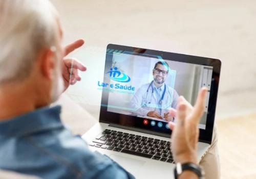 Programa de telemedicina da Lar e Saúde atinge 100% de resolução das necessidades dos pacientes atendidos