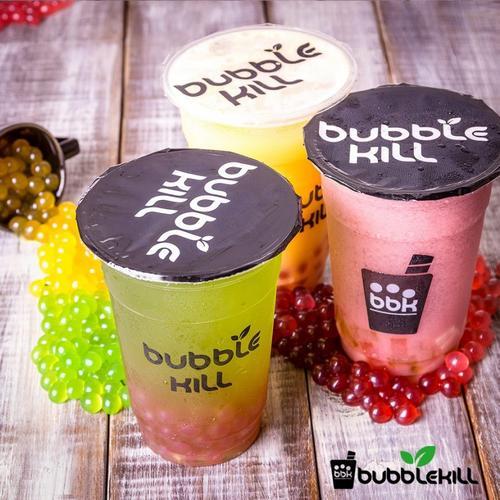 BubbleKill distribuirá 100 bubble teas durante mês de julho no Jockey Plaza Shopping