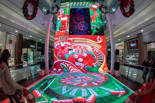 A Fábrica de Presentes do Noel chega em sua reta final