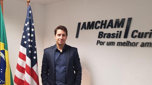 Gestão de riscos em finanças é tema de palestra do CFO da Rentcars em Curitiba