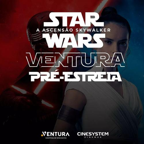 Ventura Shopping realiza sessão especial para pré-estreia de