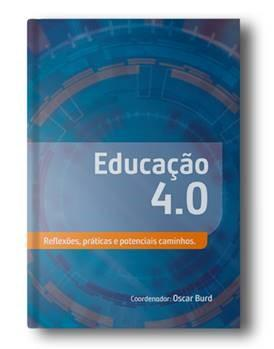 Transformação digital e as novas formas de aprendizagem são temas de livro que será lançado nesta quinta-feira