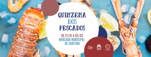 Pescados raros e de alta qualidade ganham destaque no verão do Mercado Municipal de Curitiba