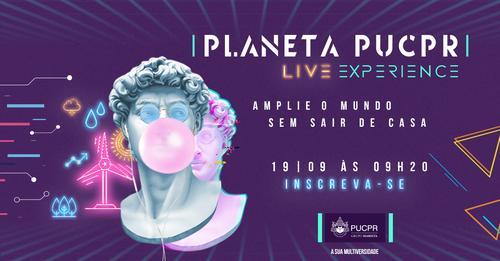 Edição de 2020 do Planeta PUC será 100% virtual