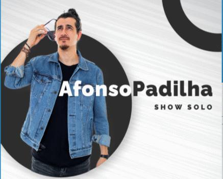 Humorista Afonso Padilha faz temporada de shows em Curitiba